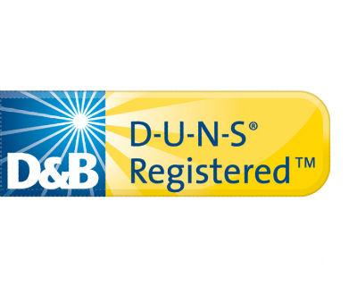 duns registerd
