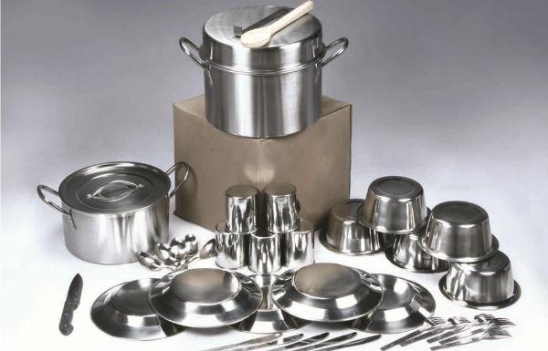 Kitchen Sets - Manufacturers & Suppliers of Kitchen Sets